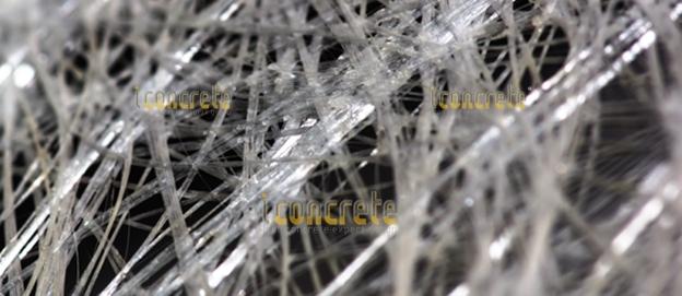 بتن تقویت شده با الیاف شیشه (GFRC)