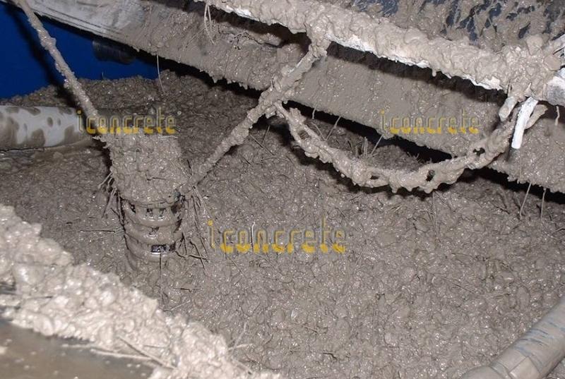 کنترل رئولوژی بتن تولید شده با الیاف فولادی